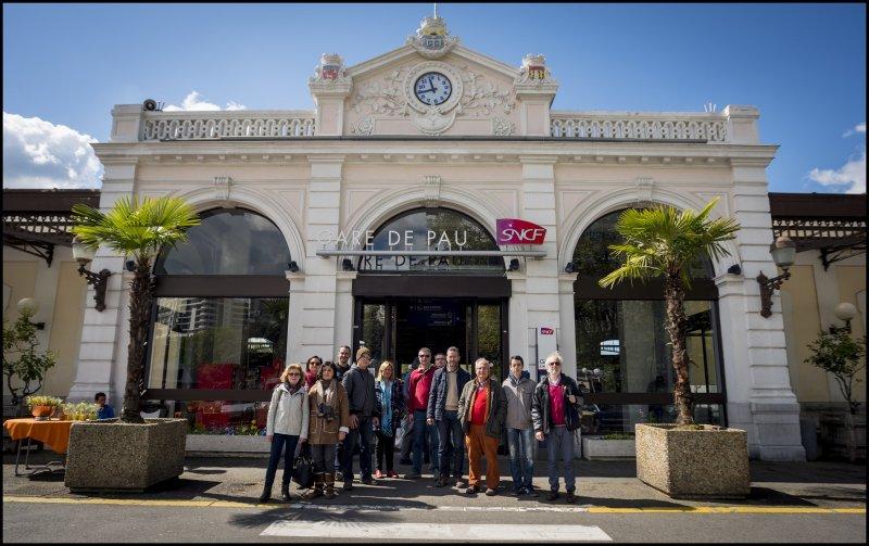 Estación de Pau