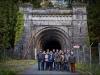 Túnel de Somport, boca norte. Lado francés