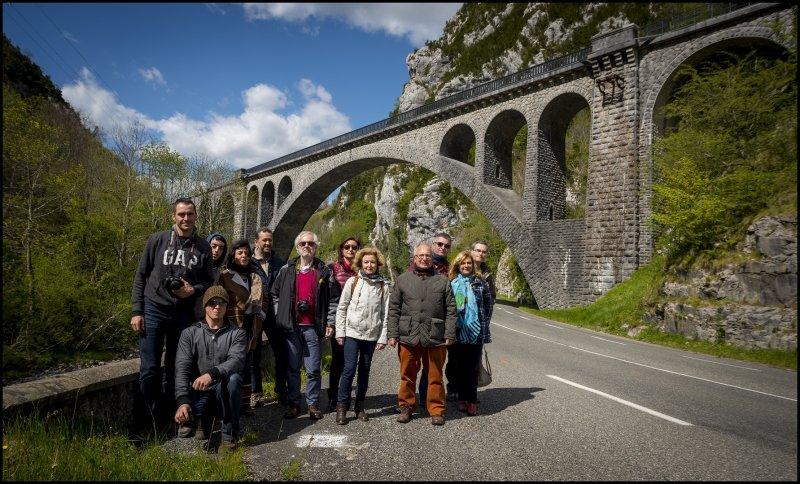 Viaducto de Escot