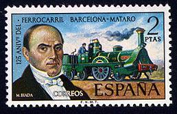 SelloCorreosFcBarcelonaMataro1973