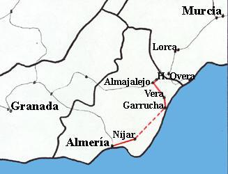 MapaProyectoFcAlmeriaLorca