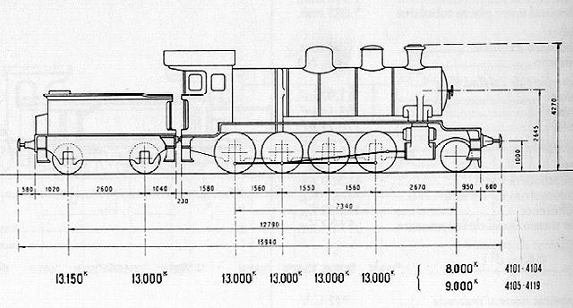 LocomotoraVaporSurAndaluces4105-4119Croquis