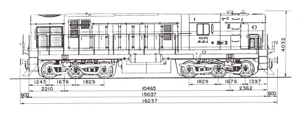 LocomotoraDiesel313Croquis