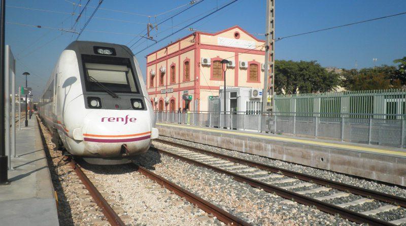 Vuelven Los Trenes A La Estacion De Huercal Viator Asociacion De